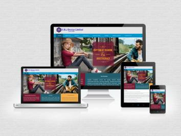 Image for Web Development Project for RMJ Design Limited by ReVe IT