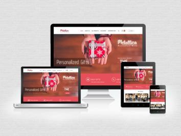Responsive Web Design and Development for RMJ Design Limited